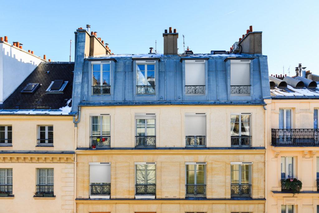 Volets roulant Paris